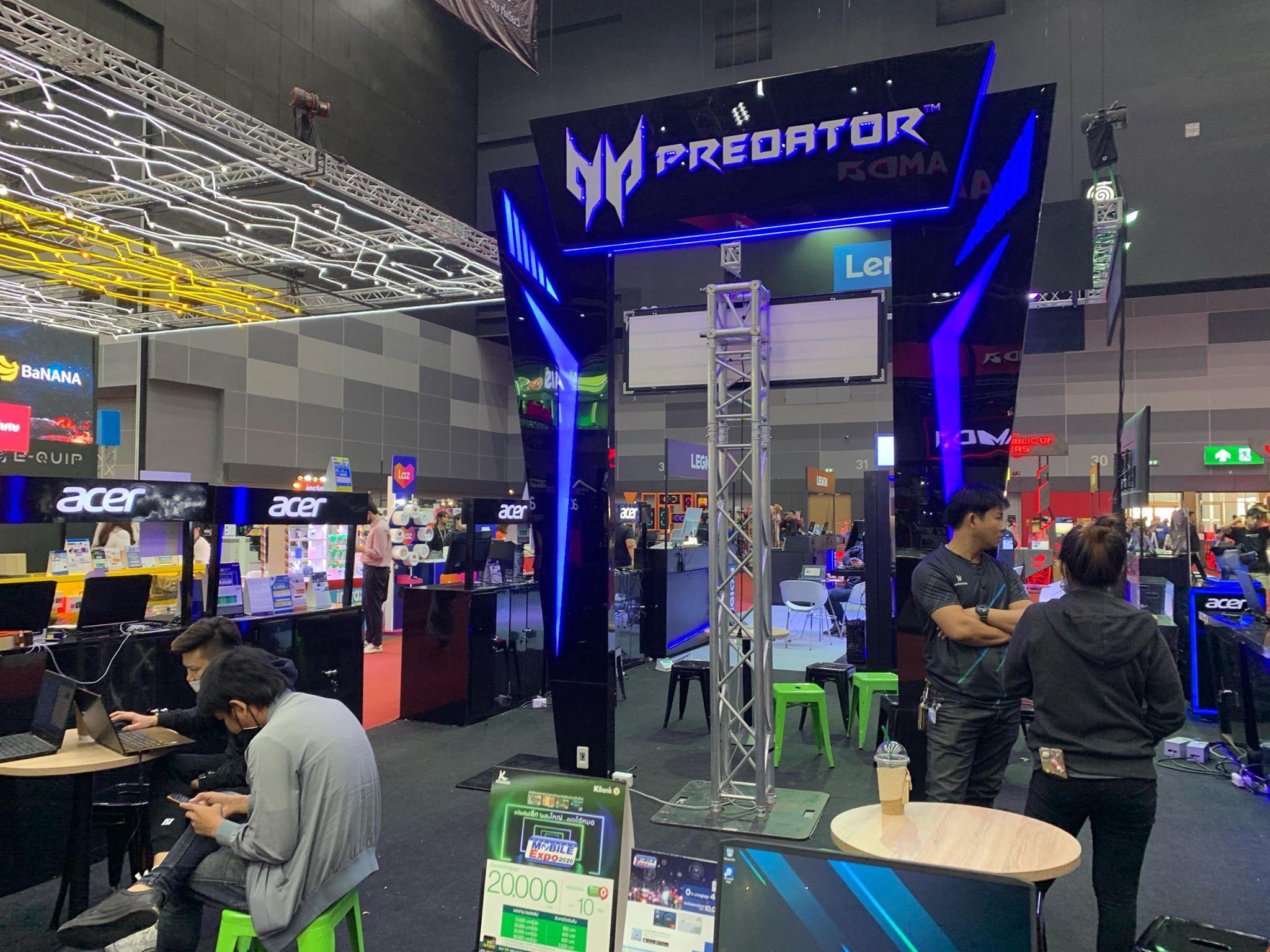 Thailand Game Expo 3112020 3