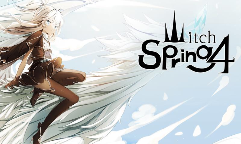 Kiwiwalks เปิดวางจำหน่าย Witch Spring 4 เกมแนว RPG กราฟิกสวย