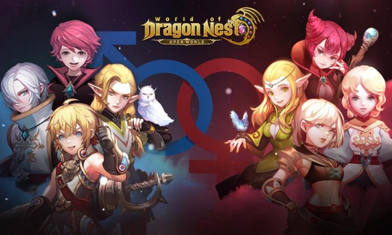 มือใหม่เริ่มเล่น World of Dragon Nest ควรทำอะไรบ้าง