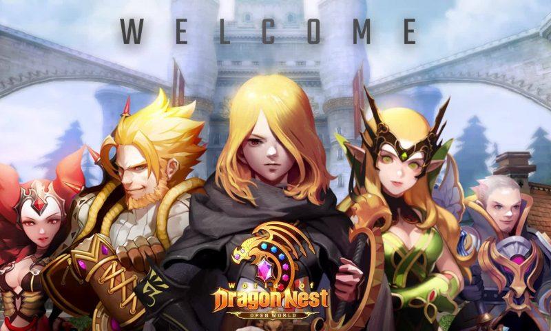 เปิดแล้ว World of Dragon Nest เกมแนว MMORPG สุดอลังการบนมือถือ