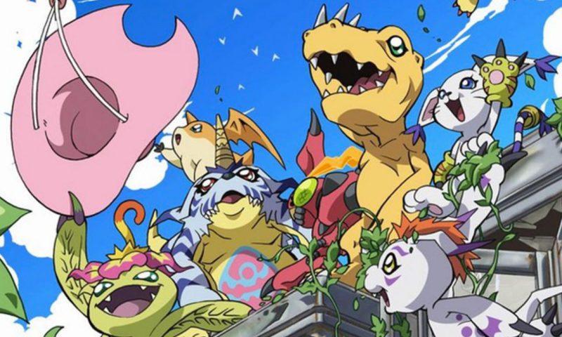เอาเรื่อง Bandai Namco เผยตัวอย่าง Digimon Card Game จัดเต็ม