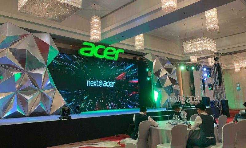 Acer เผยแผนปี 2020 ภายในงาน Next@Acer 2020 มุ่งเน้นสถาบันการศึกษา