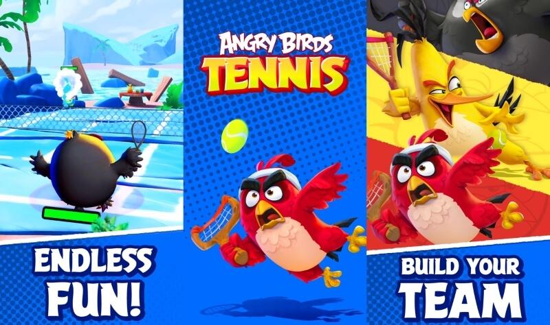 Angry Birds Tennis 1822020 1