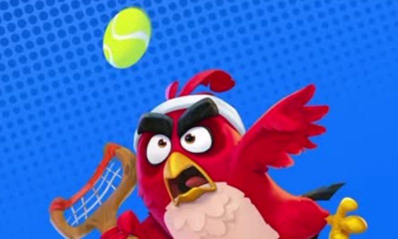Angry Birds Tennis เวอร์ชั่นใหม่เปิดตัวเวอร์ชั่น Soft Launch