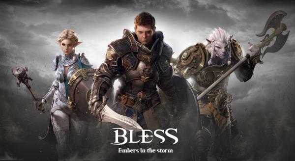 Bless Mobile เกมมือถือ MMORPG ปล่อยภาพตัวอย่าง 2 เผ่าสัตว์สุดคูล