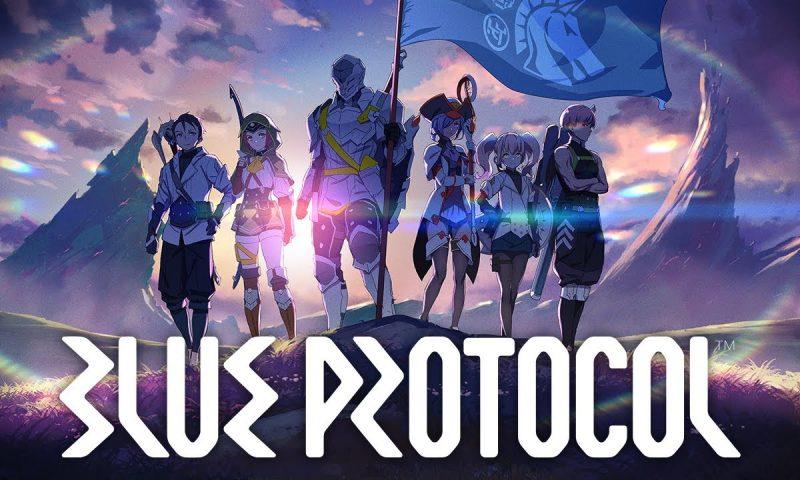 เผย 4 อาชีพภายในเกม Blue Protocol แนว MMORPG Openworld สุดเมะ