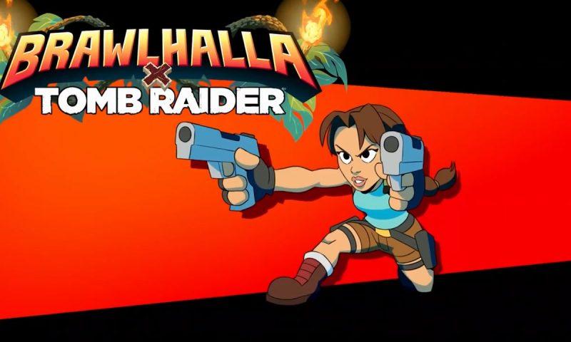 Brawlhalla อัปเดตตัวละคร Lara Croft จากซีรี่ย์ Tomb Raider