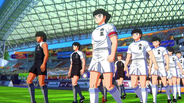 Captain Tsubasa: Rise of New Champions เผยตัวอย่าง Gameplay