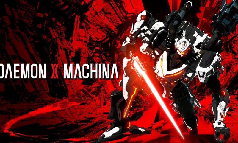 ต้องซื้อ Daemon X Machina เกมแนวหุ่นยนต์สุดอลังเตรียมเปิด 13 ก.พ.