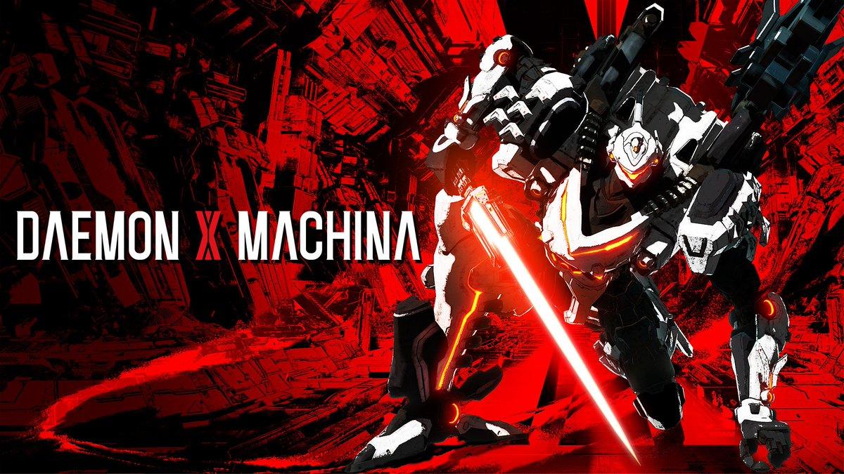 Daemon X Machina 4202020 1