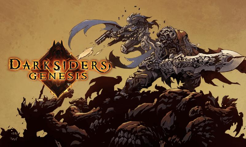 Darksiders Genesis ย้อนรอยไตรภาค Darksiders มหาสงครามวันสิ้นโลก