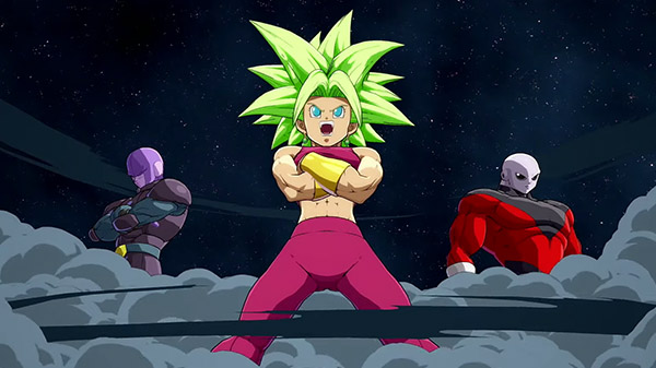 Dragon Ball FighterZ เผย Gameplay ตัวละครสุดเทพ Kefla