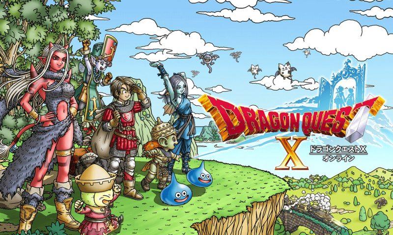 Dragon Quest X เกมเว็บ HTML5 เปิดให้เล่นแบบ OBT แล้ววันนี้