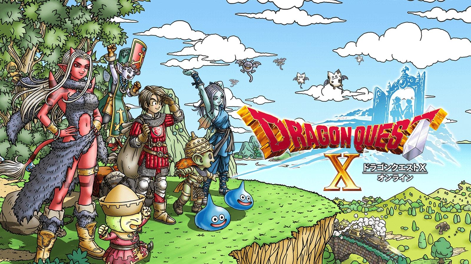 Dragon Quest X 72020 1