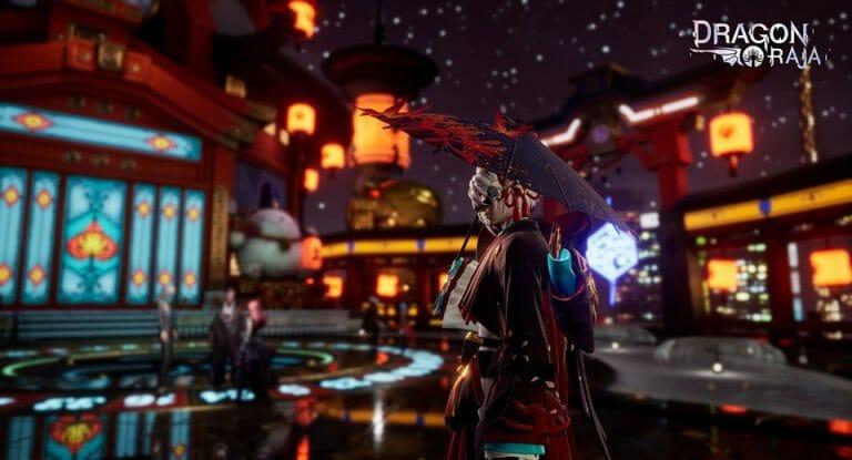 Code: D-Blood เกมมือถือ MMORPG กราฟิกสุดอลังการจากค่าย Tencent