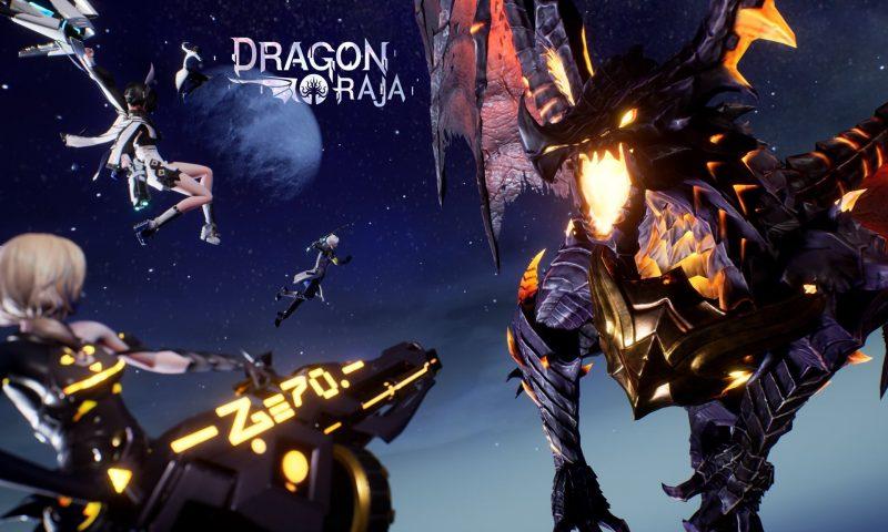 Dragon Raja เกมมือถือ MMORPG สุดอลังการเตรียมเปิดเวอร์ชั่น ENG