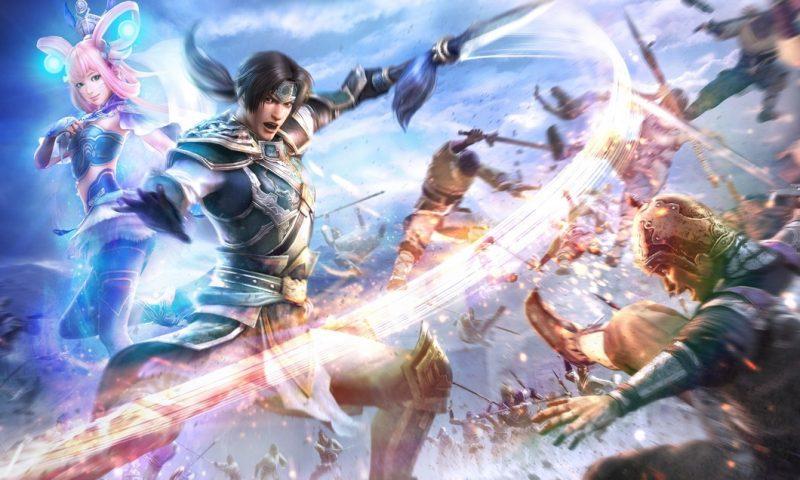 Dynasty Warriors ฉลองครบรอบ 20 ปีเตรียมปล่อยเกมภาคใหม่