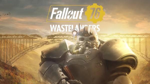 Fallout 76 เตรียมเปิดตัวบน Steam พร้อมกับอัปเดตใหม่ Wastelanders