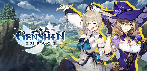 โคตรเจ๋ง Genshin Impact แนว MMORPG Openworld สุดเมะ