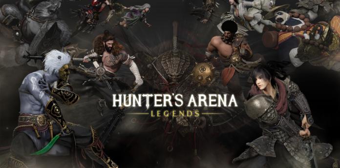 Hunter's Arena: Legends เกมต่อสู้กราฟิกอลังการเปิดลงทะเบียนทดสอบ