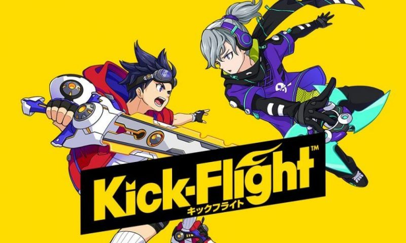 Kick-Flight เกมมือถือ Action 3D กราฟิกสวยเปิดให้บริการแล้ววันนี้