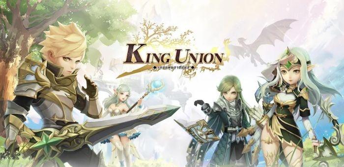King Union เกมมือถือ MMO เปิดแล้วพร้อมโปรฯเซิร์ฟใหม่จาก Razer Gold