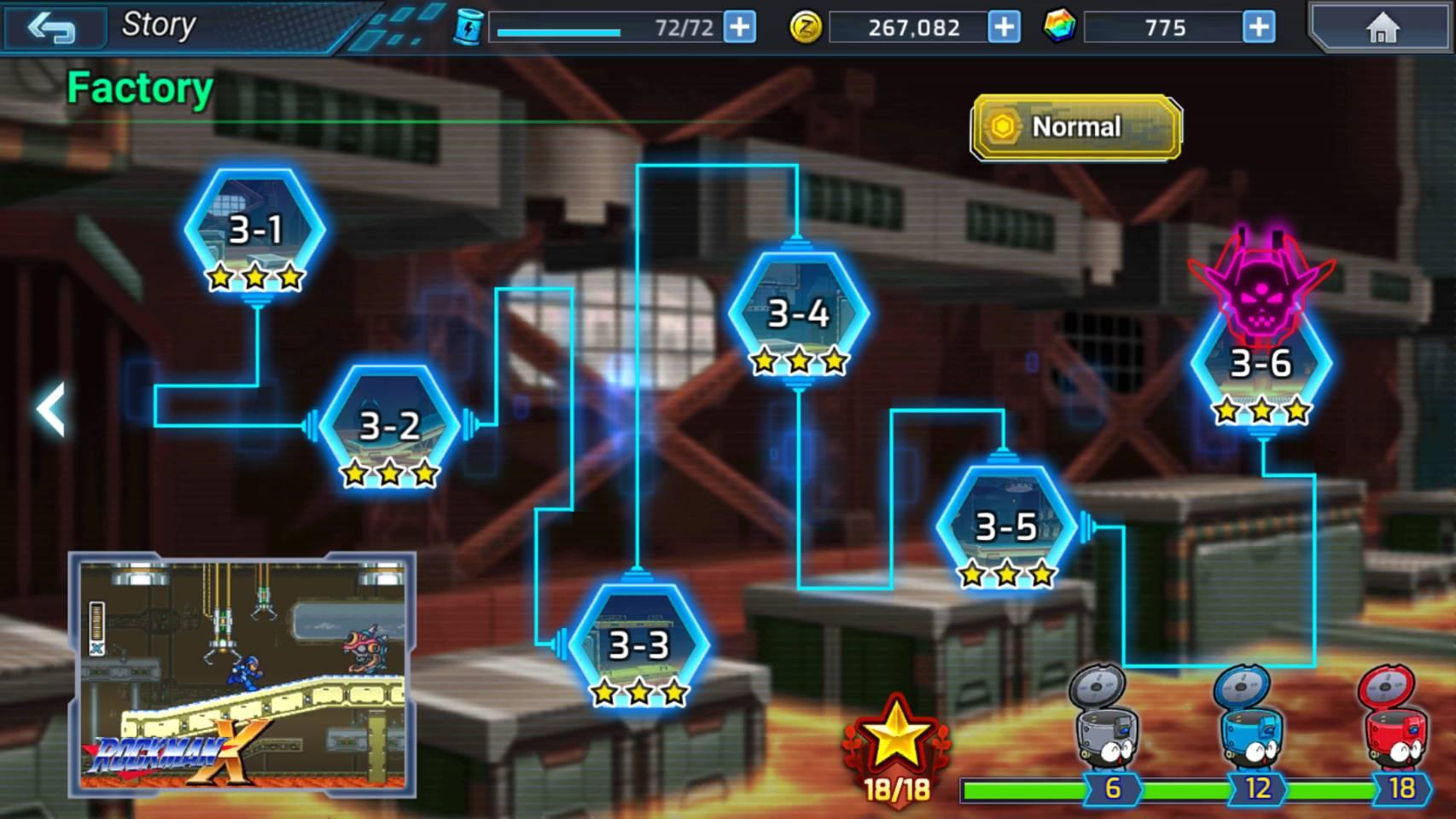 Mega Man X DiVE 11202020 2