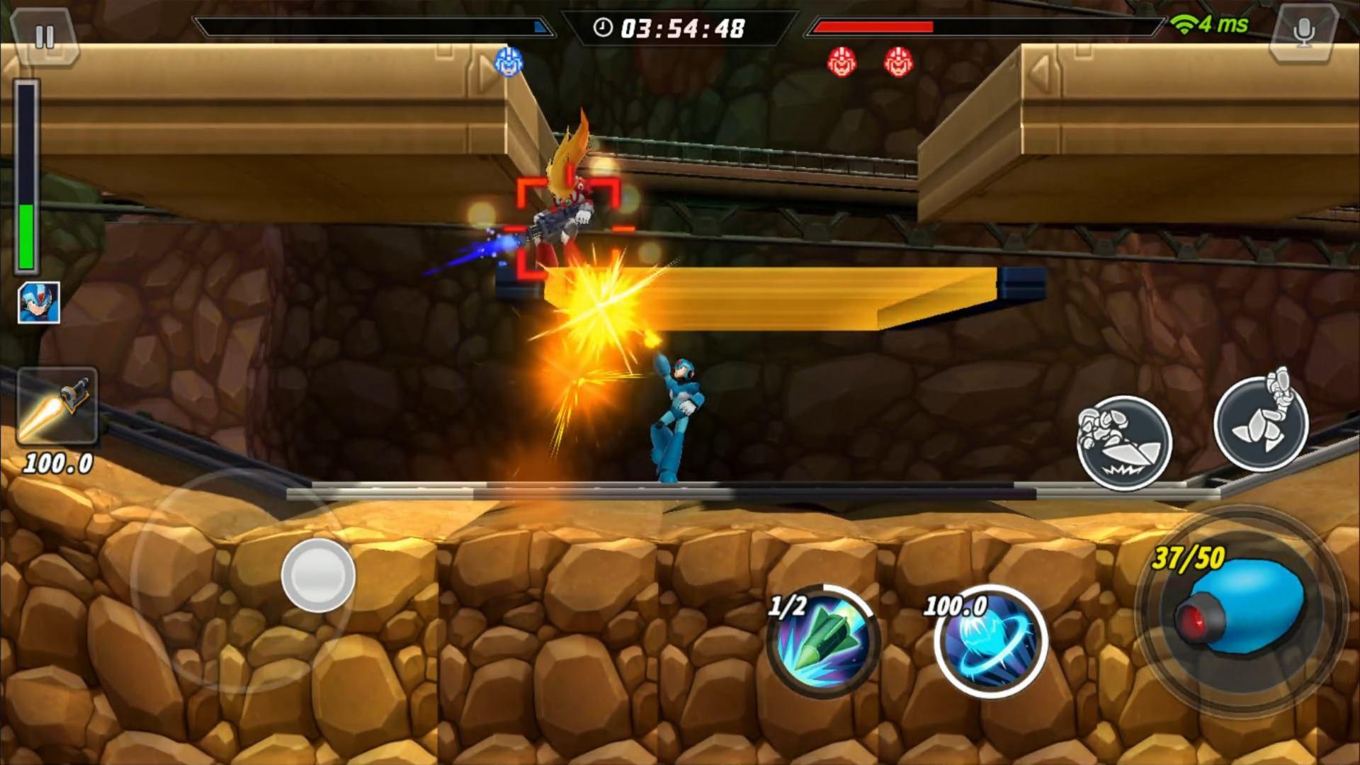 Mega Man X DiVE 11202020 3