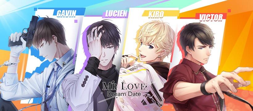 Mr Love Dream Date 15.02.63