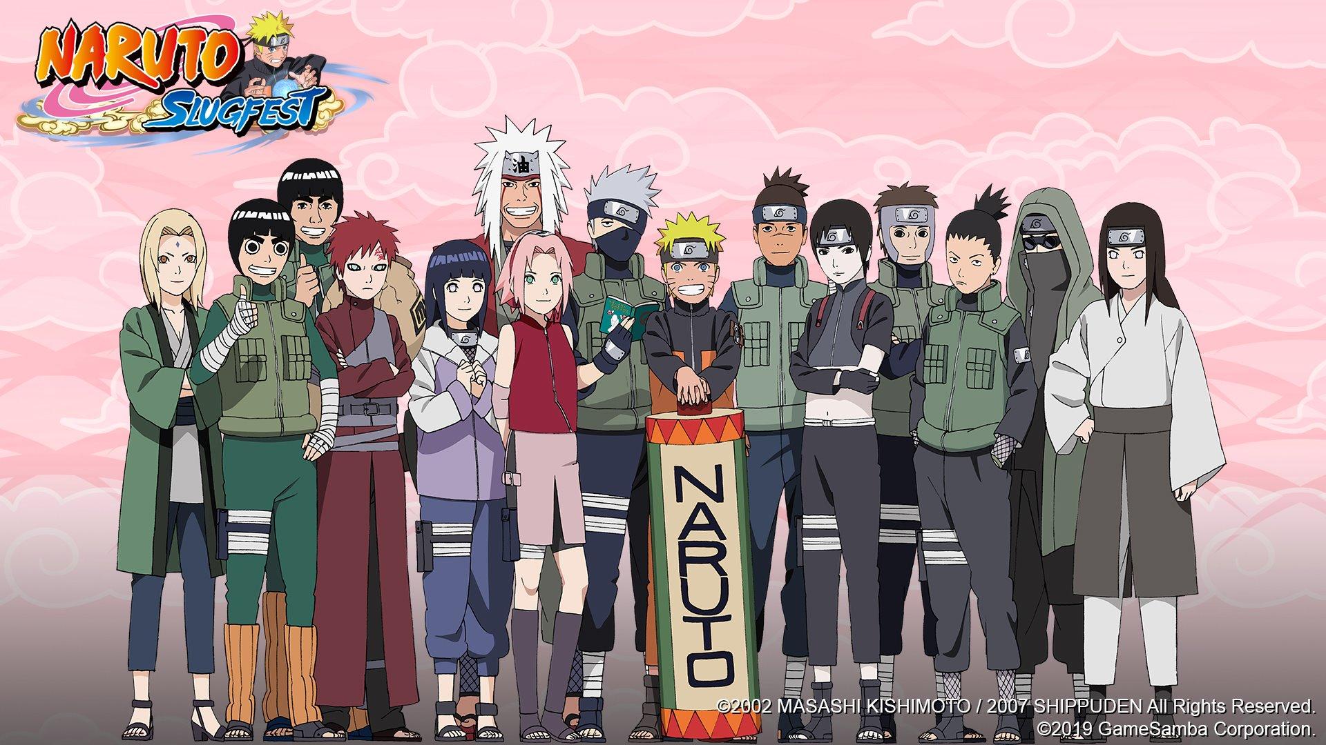 Naruto Slugfest 2422020 2