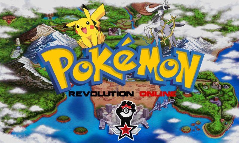 5 ปีของเกม Pokémon MMO ฉบับแฟนเมด ยังไม่โดนปิด