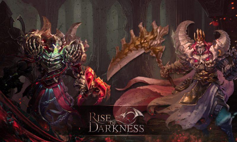 Rise of Darkness เกมแอคชั่น Hack & Slash สายดาร์กสุดมันส์เปิดแล้ว