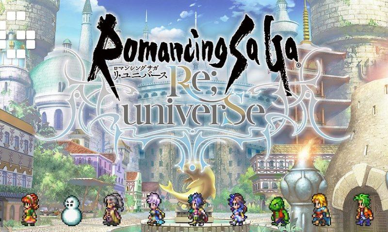 Romancing Saga Re: univerSe เกมมือถือ JRPG เปิดให้ลงทะเบียนในไทย