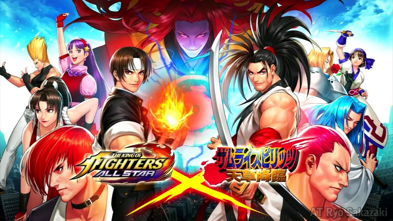 The King of Fighters ALLSTAR 2522020 1