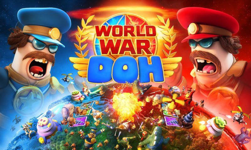 World War Doh เกมแนววางแผน Real Time เปิดให้บริการบนสโตร์ไทย