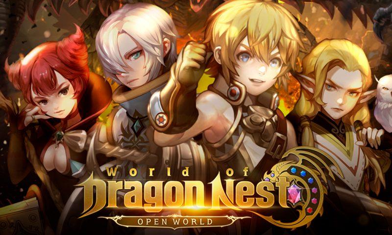 World of Dragon Nest เตรียมไม้เด็ดปล่อยอาชีพคลาส 2 เดือนกุมภานี้