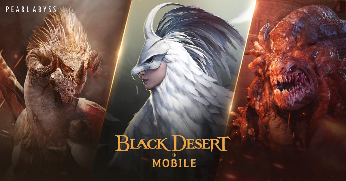 Black Desert Mobile 1132020