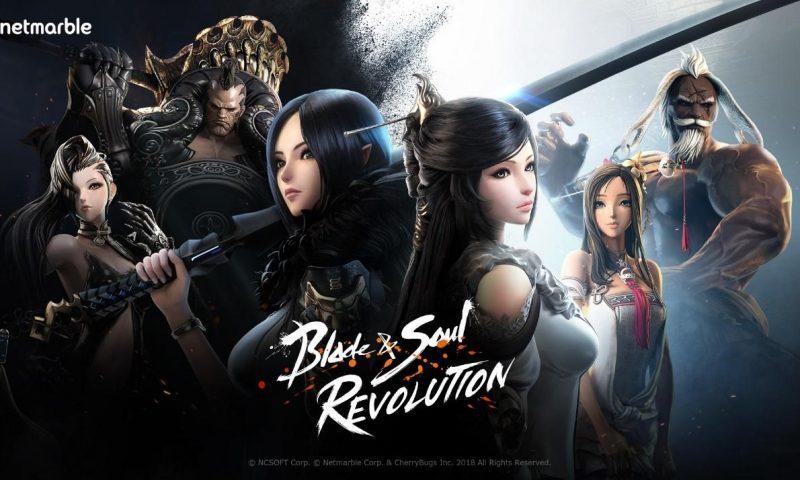 เฮได้ Blade & Soul Revolution กำลังจะมาเปิดให้บริการในไทยแล้ว