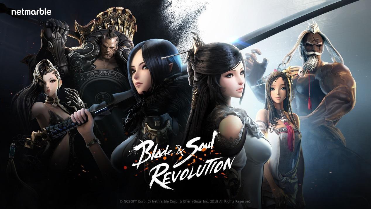Blade Soul Revolution 1 1 1