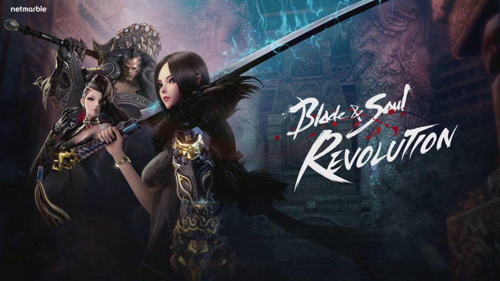 Blade Soul Revolution 2532020 1