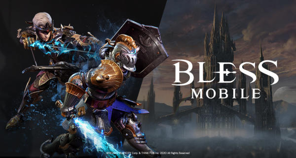 เปิดให้เล่นแล้ว Bless Mobile เกมเก็บเวลกราฟิกอลังการพร้อมให้ดาวน์โหลด