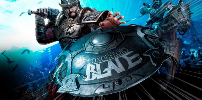 Conqueror's Blade เล่นใหญ่ Guild vs Guild ตีเมืองชิงปราสาท