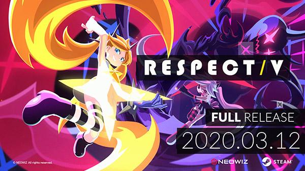 DJMAX Respect V เวอร์ชั่นเต็มจะเปิดตัววันที่ 12 มีนาคมนี้