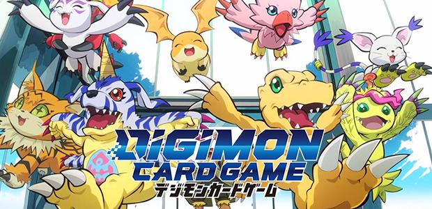 Digimon Card Game กำหนดเปิดให้บริการเดือนเมษายนนี้