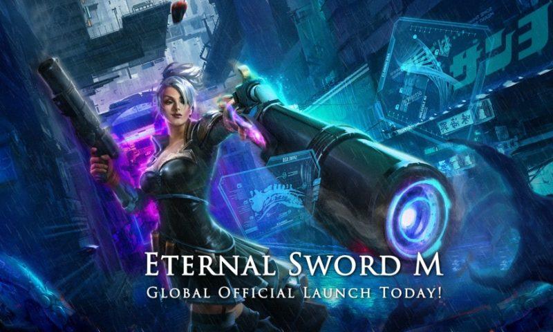 Eternal Sword M เกมมือถือ Action MMORPG เปิดให้บริการแล้ว