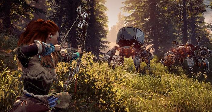 Horizon Zero Dawn สุดยอดเกม PS4 กำลังมาบน PC แน่นอน