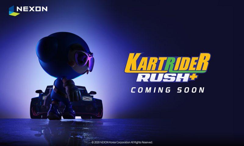KartRider Rush+ เกมแข่งรถบนมือถือตัวใหม่กำลังจะมาเร็วๆ นี้