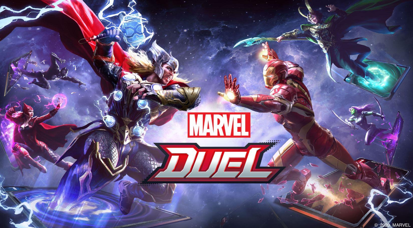 MARVEL Duel 12320202 1