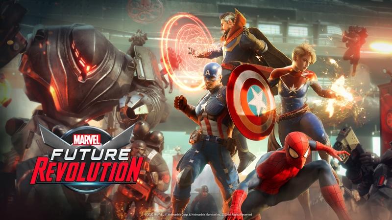 Marvel Future Revolution 232020 1
