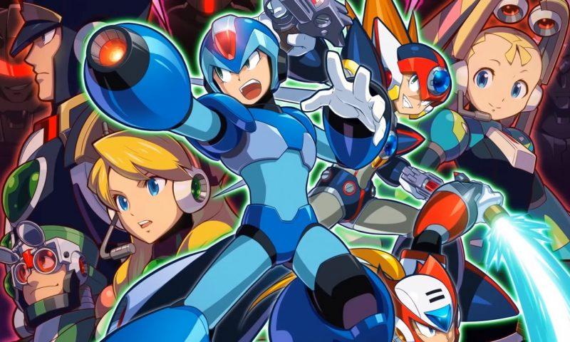 โหลดได้เลย Mega Man X DiVE เปิดให้บริการแล้วบนสโตร์ประเทศไทย